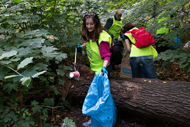 World Cleanup Day in Berlin