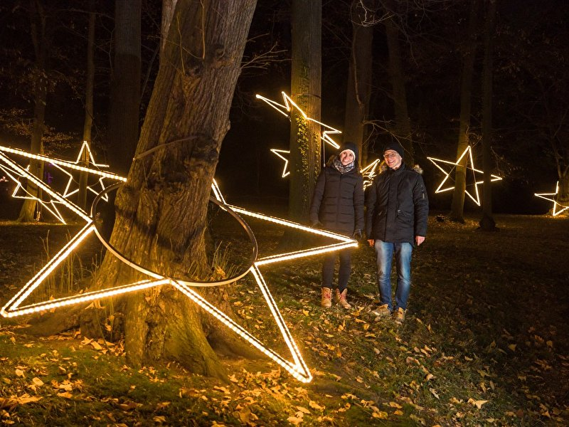 Christmas in the Tierpark