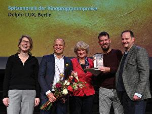 Delphi Lux als Deutschlands bestes Kino ausgezeichnet