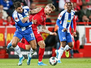 Berlin-Derby: Union Berlin gegen Hertha BSC (1)