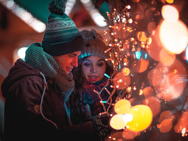 Christmas in times of the coronavirus in Berlin