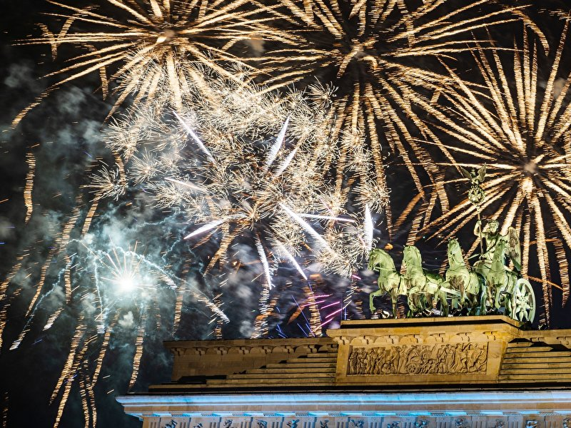 New Year's Eve Party at Brandenburg Gate to be cancelled
