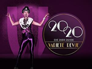 20 20 - Die 20er Jahre Varieté Revue