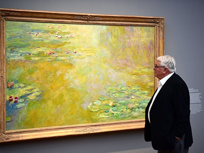 «Monet. Places.» Barberini shows large Monet exhibition