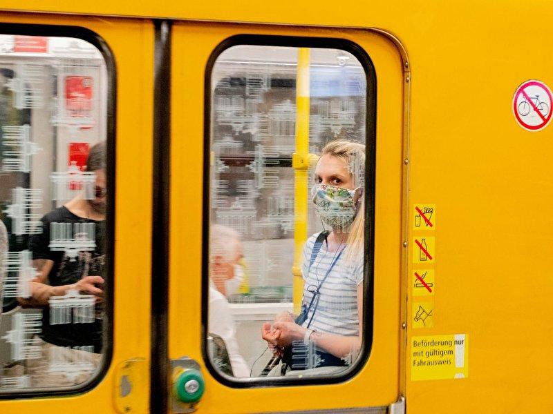Compulsory masks: BVG controls adherence to the regulation