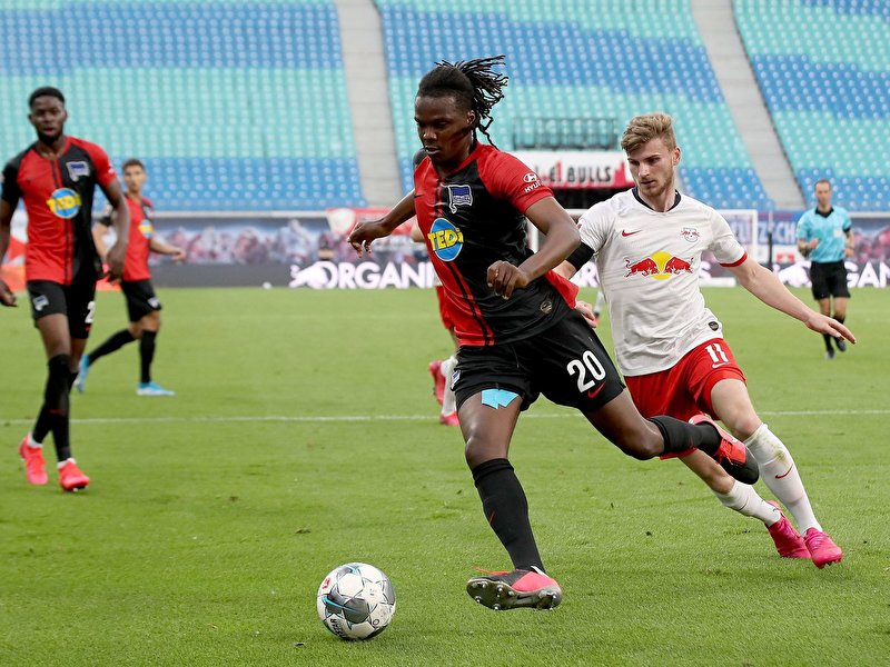 Spiel Hertha