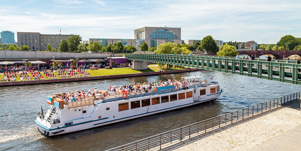 River Cruise City Spreefahrt Experience Berlin From The Water Berlin De