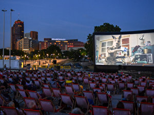 Sommerkino am Kulturforum