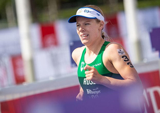 Deutschlands Top-Kurzstrecken-Triathletin Laura Lindemann
