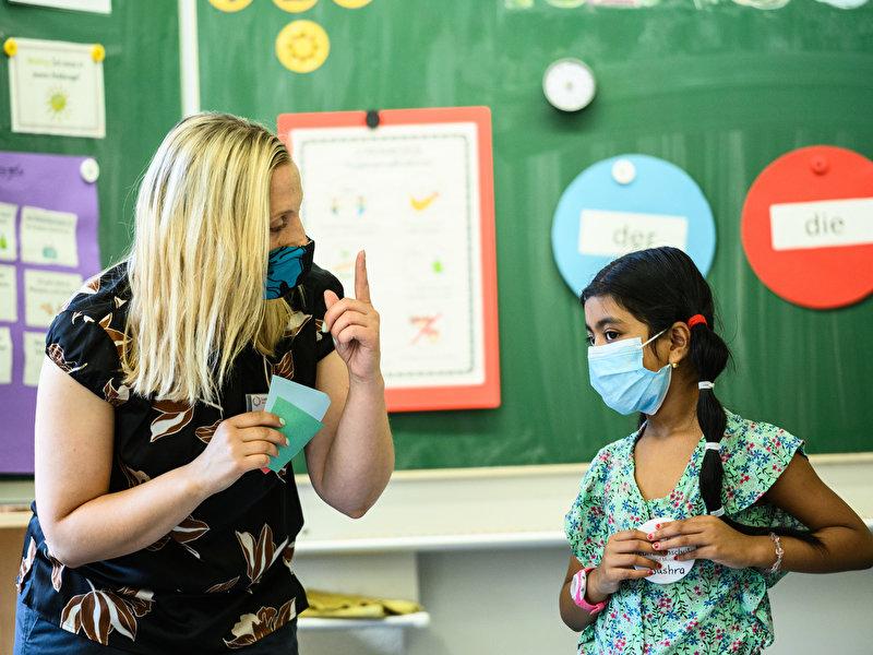 Berlin will keine Maskenpflicht im Unterricht