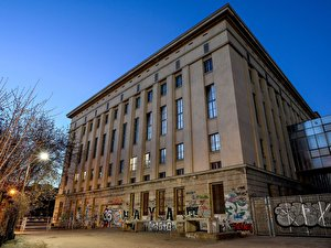 Berghain in Berlin