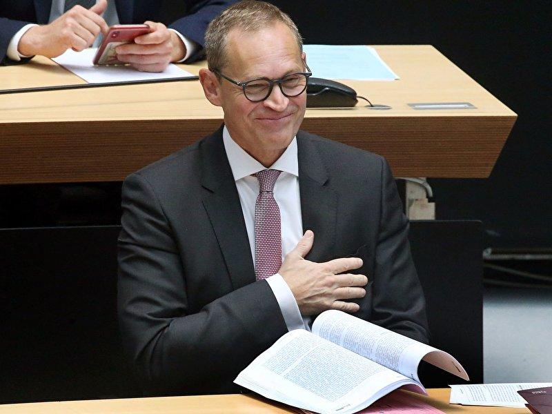 «Ein großer Moment»: Abgeordnete würdigen Deutsche Einheit