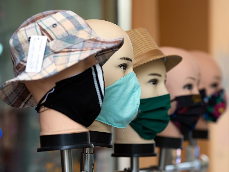 Corona: Obligation to wear masks will be further extended