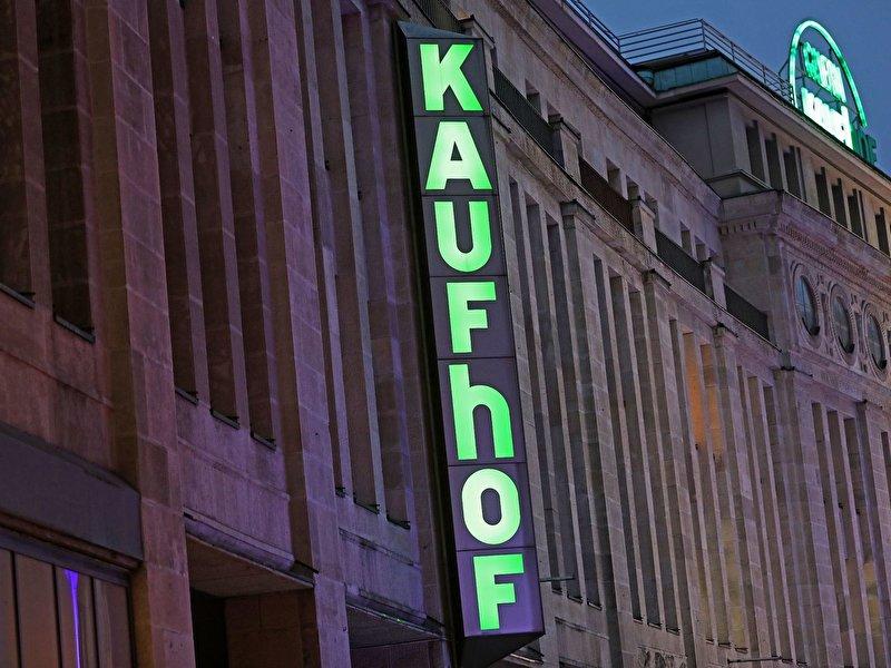 Verdi Kaufhof Aktuell