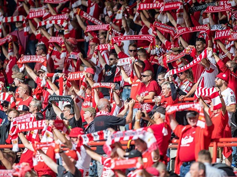 Union vor rund 4500 Fans gegen Freiburg