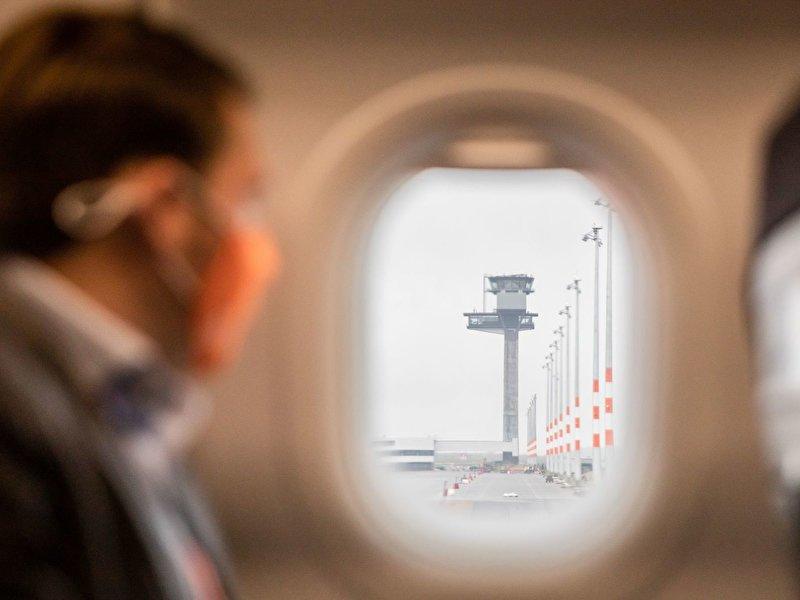 New flight connection between Berlin and Dubai