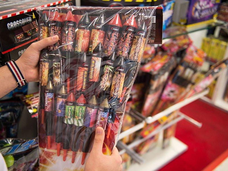 Verkaufsverbot für Silvesterfeuerwerk vor Gericht bestätigt
