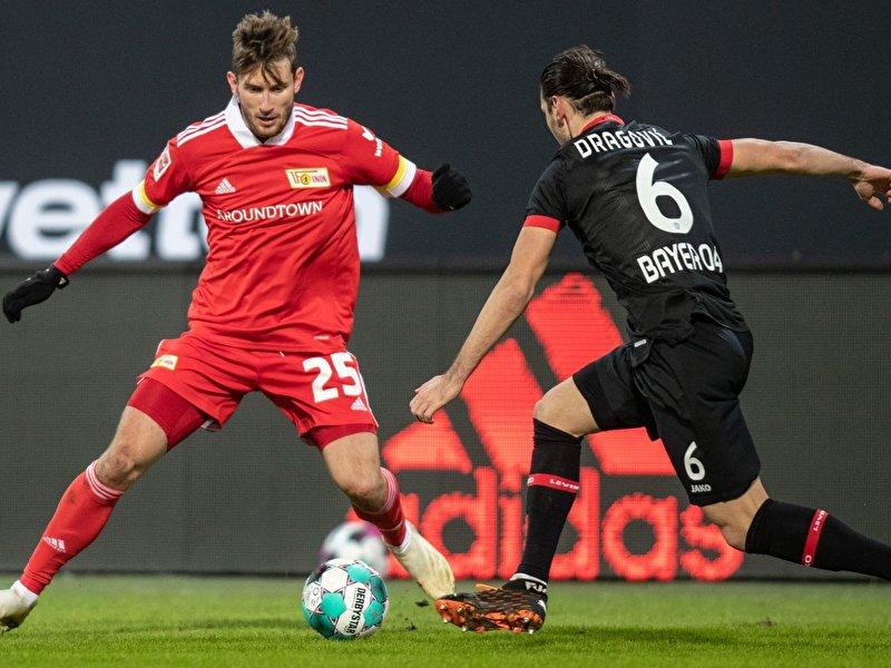 Spätes Tor in Berlin: Union schlägt Leverkusen mit 1:0