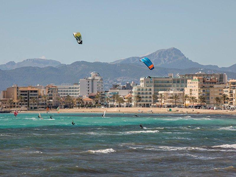 Aktuelles Wetter Mallorca