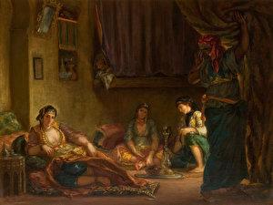 Picasso & Les Femmes d'Alger