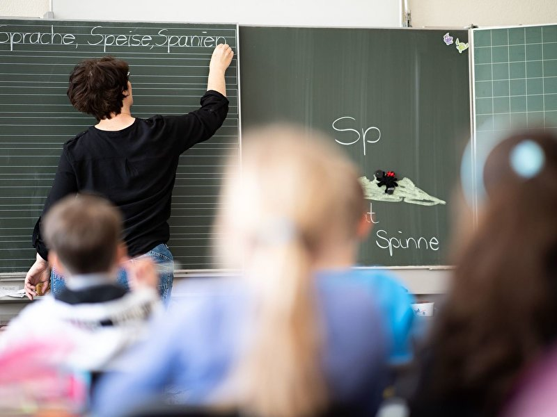 Berlin schools return to face-to-face teaching