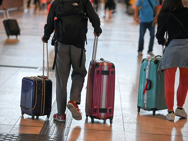 Corona-Checks: Travellers should go to BER early