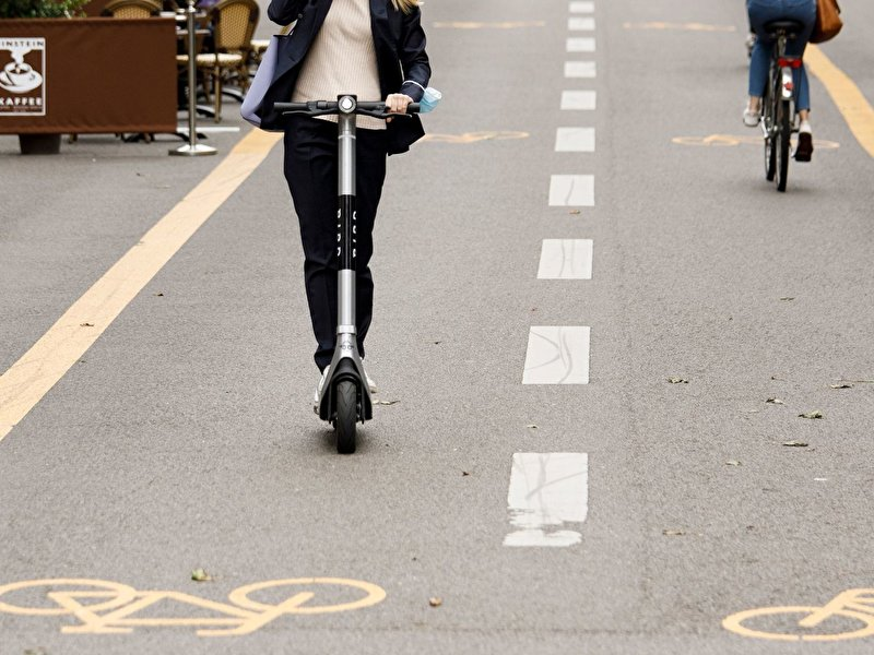 Part of Friedrichstraße to be permanently car-free