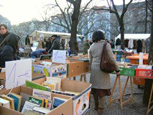Flohmarkt berlin montag