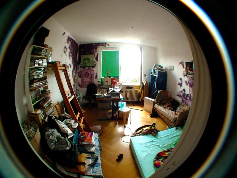 wohnen als student tipps f r das erste eigene zimmer. Black Bedroom Furniture Sets. Home Design Ideas