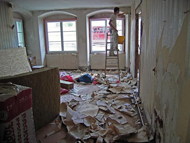 Altbausanierung mit plan verhindert chaos - Kastenfenster sanieren berlin ...
