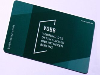 Link zu: own library card: