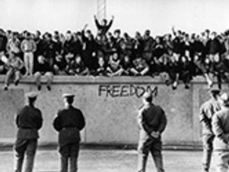 Bildvergrößerung: Berlin, November 1989