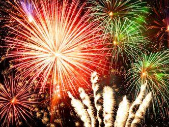 Bildvergrößerung: Feuerwerk