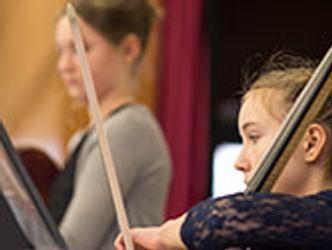 Bildvergrößerung: Jugend musiziert, Regionalwettbewerb 2017