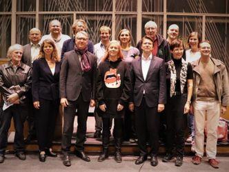 Mitglieder des Gründungsrates (Foto)