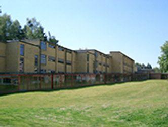 Bildvergrößerung: Gebäudekomplex der ehemaligen BADG in Bernau bei Berlin