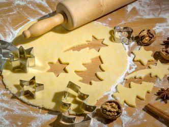 Bildvergrößerung: Plätzchen für Weihnachten