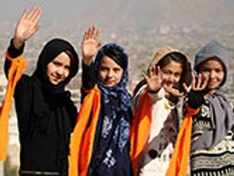 Bildvergrößerung: Kindheit in Afghanistan