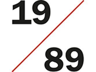 Bildvergrößerung: Logo: 19/89