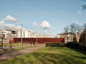 Bildvergrößerung: Berliner Mauer Gedenkstätte Mitte Bernauer Straße