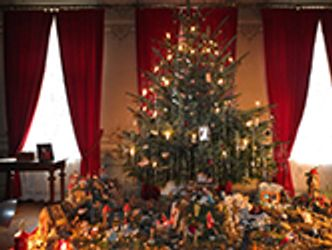 Bildvergrößerung: Weihnachts- und Märchenkrippe