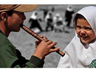 Bildvergrößerung: Kindheit in Afghanistan - Fotografien von Mokthar Zakizade und Naim Karimi