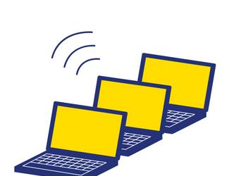 Icon PC-Arbeitsplätze