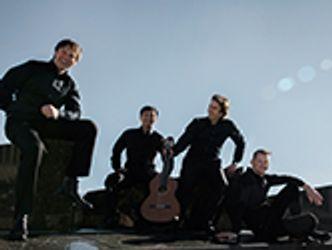 Bildvergrößerung: Berlin Guitar Quartet