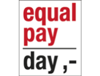 Link zu: Equal Pay Day