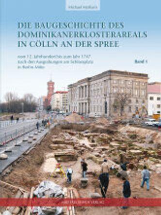 Publikation Grabung Dominikanerklosterareal Cover 2019