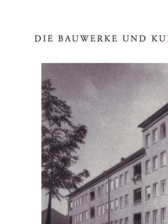Berliner Wohnungsbau 1933-1945 Cover