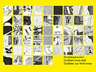 Bildvergrößerung: Zeichensprachen, Collage