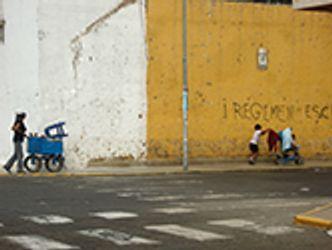 """Bildvergrößerung: """"Momente einer Reise"""", Trujillo (Peru)"""