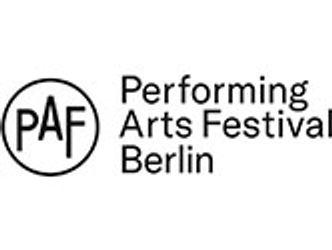 Bildvergrößerung: Logo: Performing Arts Festival Berlin